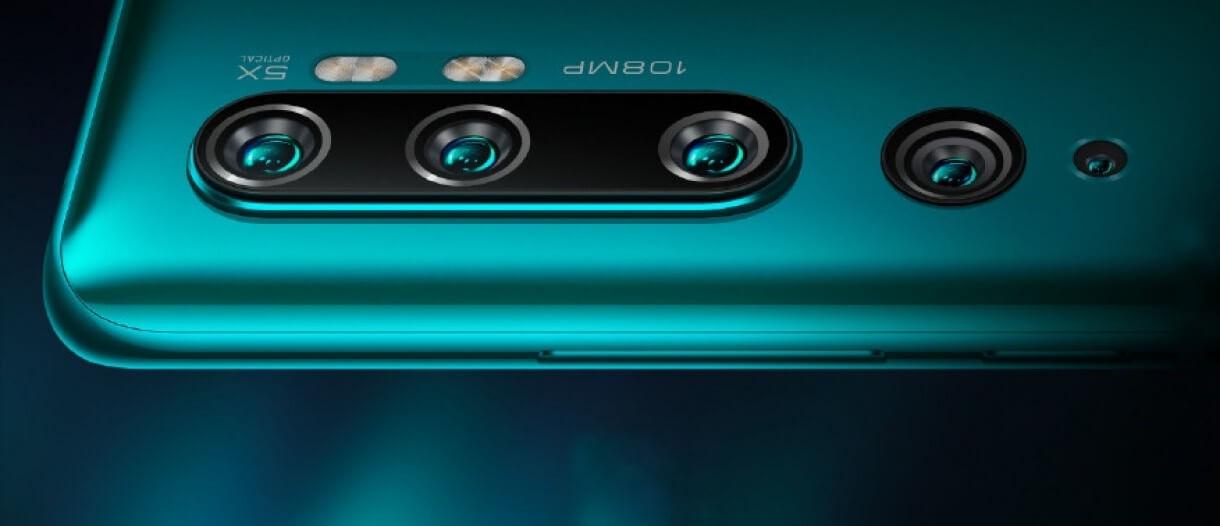 xiaomi cc9 pro camera