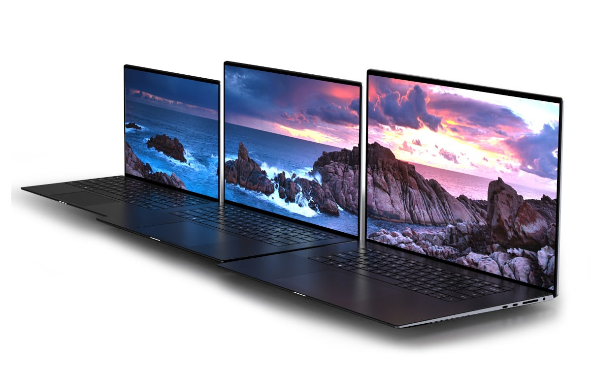 Dell Xps 15 And Xps 17 Unveiled Borderless Screen And Geforce Rtx