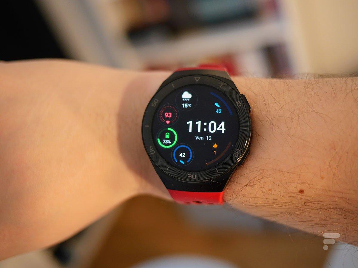 Huawei Watch GT 2e screen