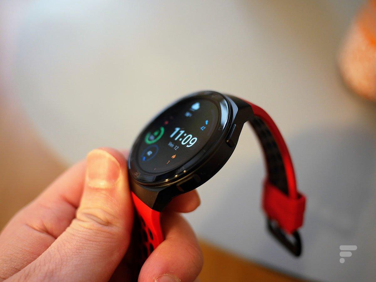 Huawei Watch GT 2e buttons