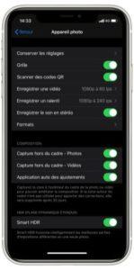 iphone-11-camera settings