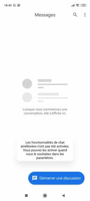 Google Message